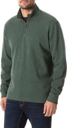 Rodd & Gunn Men's Alton Ave Quarter-Zip Sweater