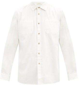 Saturdays NYC Kenmare Denim Shirt - White