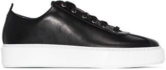 Grenson Lace-Up Low Top Sneakers