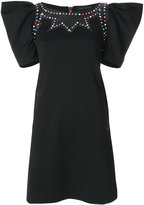 Frankie Morello embellished mini dress