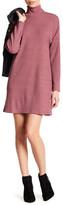 Glamorous Ribbed Knit Turtleneck Dress
