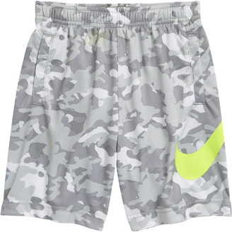 Nike Kids' Dri-FIT Camo Shorts