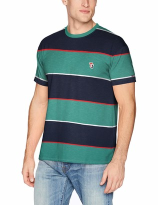 Tommy Hilfiger Tommy Jeans Men's T Shirt Short Sleeve Logo Tee Relaxed Fit