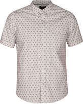 Hurley Men's Brooks Mini-Chevron Shirt