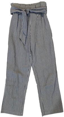 Tularosa Cotton Trousers for Women