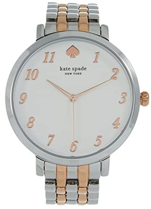 Kate Spade Monterey - KSW1560 (Rose Gold/Silver) Watches