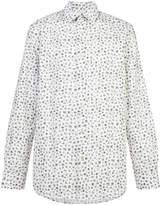 Paul Smith floral print long sleeve shirt