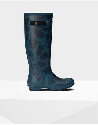 Hunter Womens National Trust Print Norris Field Boots