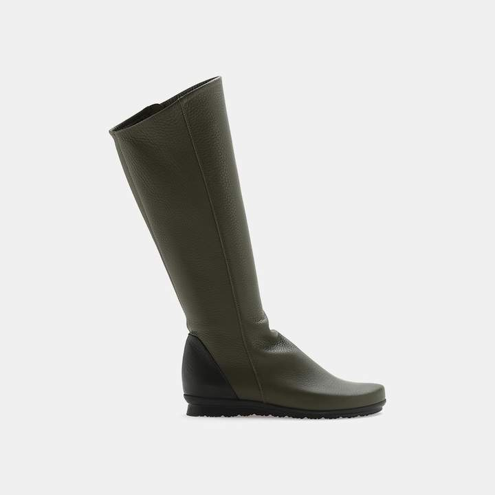 Arche Barath Tall Leather Boot