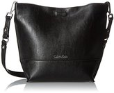 Calvin Klein Reversible Tote Bag with Removable Pouch
