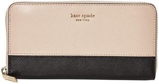 Kate Spade Spencer Zip Around Continental Wallet