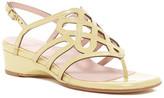 Taryn Rose Kelvo Wedge Slingback Sandal