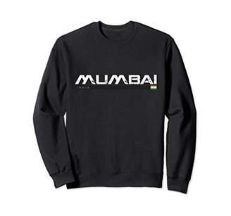 Mumbai India Vintage Retro Sweatshirt