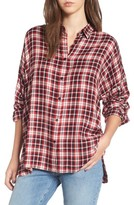 Zadig & Voltaire Women's Tamara Car Plaid Shirt
