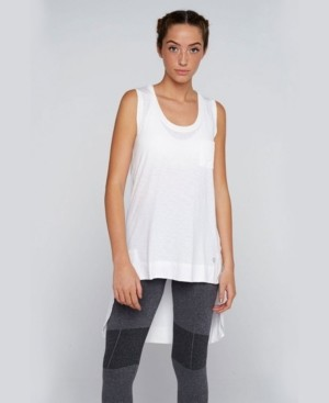 Eleven Paris by Venus Williams Hi-Lo Hem tank