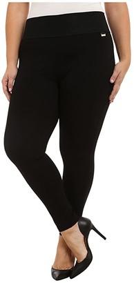 Calvin Klein Plus Plus Size Power Stretch Leggings