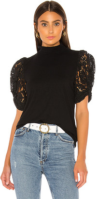 Generation Love Alanna Lace Top