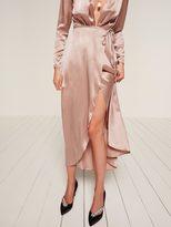 Reformation Gabrielle Dress