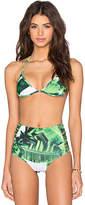 Stone Fox Swim Hanalei Bikini Top