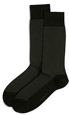 Marcoliani Milano Micro Herringbone Socks