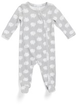 Nordstrom Infant Girl's Print Footie