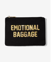 Express emotional baggage pouch