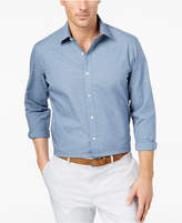 Club Room Men's Dot-Print Shirt, Created for Macy's