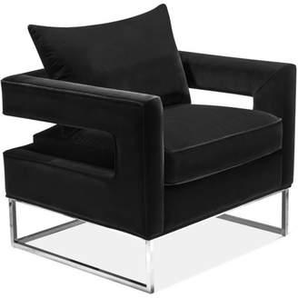 Safavieh Couture Olivya Velvet Club Chair