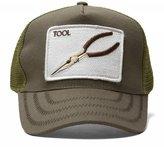 """Peter Grimm Tool"""" Olive Trucker Hat"""