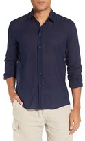 Vilebrequin Men's Cotton Voile Sport Shirt