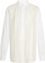 Tory Burch Helena Lace Top
