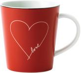 Royal Doulton Ellen DeGeneres Mug - Valentine Red