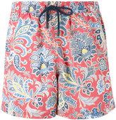 Etro floral print swim shorts - men - Nylon - M