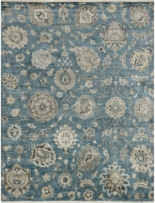 Loloi Rugs Kensington Hand-Knotted Storm Area Rug