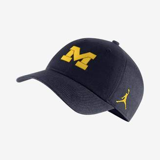 Nike Hat Jordan College Heritage86 (Michigan)