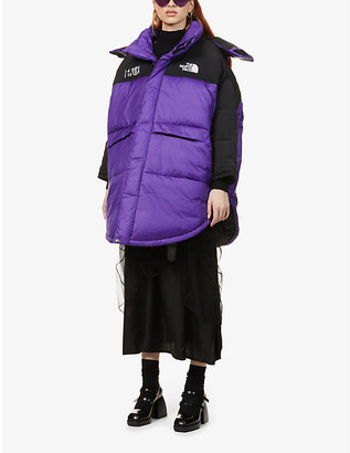 MM6 MAISON MARGIELA x The North Face Circle shell-down puffer coat