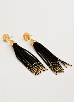 Gorjana Salina Beaded Tassel Earrings