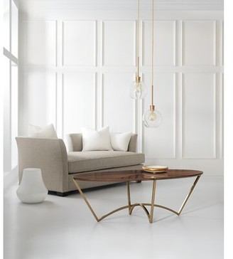 Hooker Furniture Melange Cross Legs Coffee Table