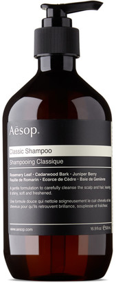 Aesop Classic Shampoo, 500 mL