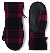 Classic Boys 200 Fleece Mittens-Black