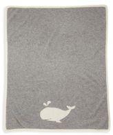Sofia Cashmere Intarsia Knit Cashmere Baby Blanket
