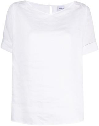 Aspesi cuffed T-shirt