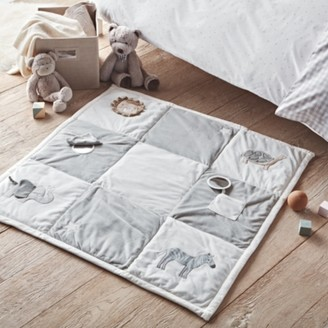 The White Company My First Playmat, White, One Size