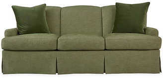 Mr & Mrs Howard Winged Lounge Sofa - Spring Green