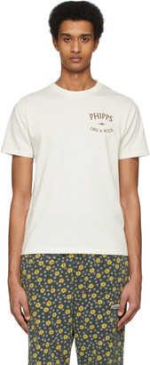 Phipps Off-White Like A Rock T-Shirt