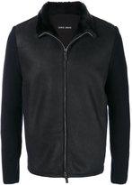 Giorgio Armani zipped jacket