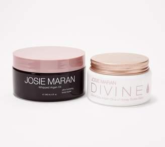 Josie Maran Body Butter & Divine Drip Duo