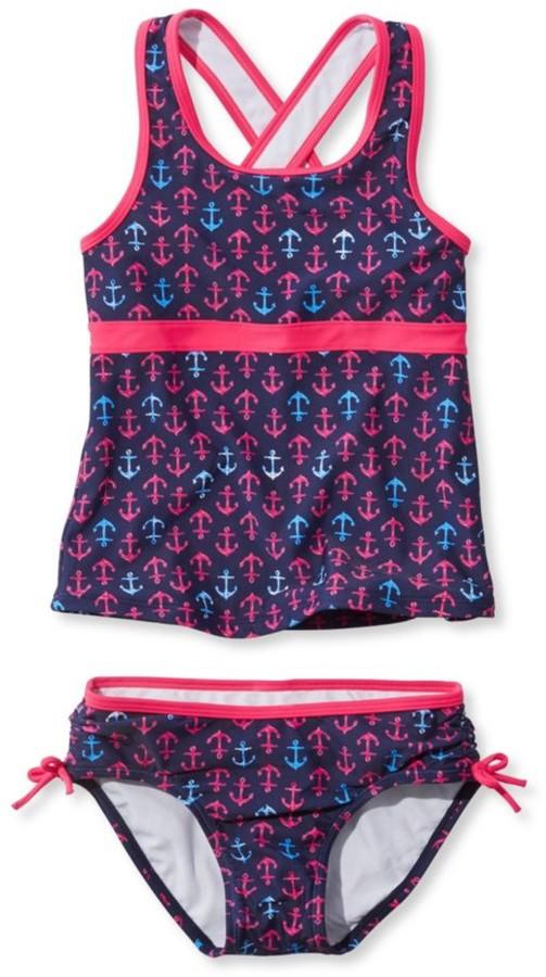 655a8183f25 L.L. Bean Girls' Swimwear - ShopStyle