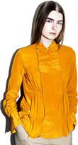 3.1 Phillip Lim Gathered-waist blouse