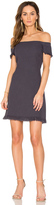 Rebecca Taylor Slub Suiting Dress